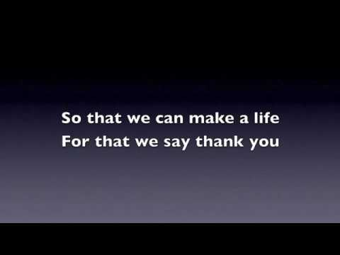 Teacher Appreciation Song: A Song for Teachers - You Have Made A ...