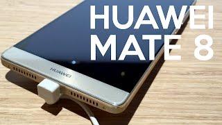 Huawei Mate 8, toma de contacto