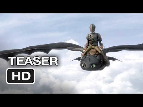How To Train Your Dragon 2 Official Teaser Trailer (2014) - Dreamworks Animation Sequel HD, FILM