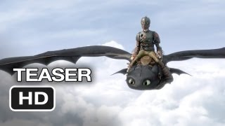 How To Train Your Dragon 2 Official Teaser Trailer (2014