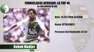 Le Classifiche di CM: da Eto'o a Drogba e Weah, la top 10 dei campioni d'Africa