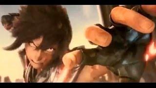 Saint Seiya: A Lenda Do Santuário Trailer DUBLADO