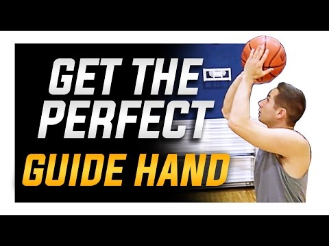Get the Perfect Guide Hand: Basketball Shooting Form (HD)