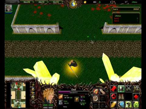 Série Warcraft 3 - Map Tong Hop #1