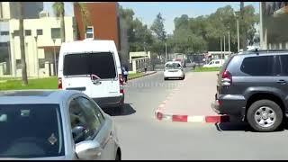 بالفيديو..لحظة نقل المعتقلين من محكمة الاستئناف بالبيضاء إلى سجن عكاشة |