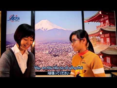 12 tuổi bạn đã nói tiếng Nhật được như cô bé này chưa?