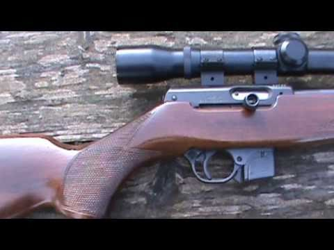 CZ 511 .22 Semi Automatic Rifle