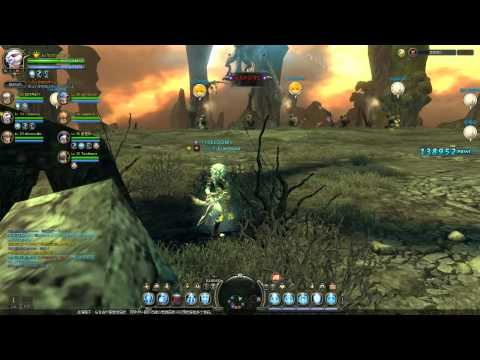 Dragon Nest - Sea Dragon Phase 2 Tutorial by Freedom! (Rear View)