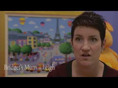 Bridget's fight against leukaemia - The Children's Hospital Foundation