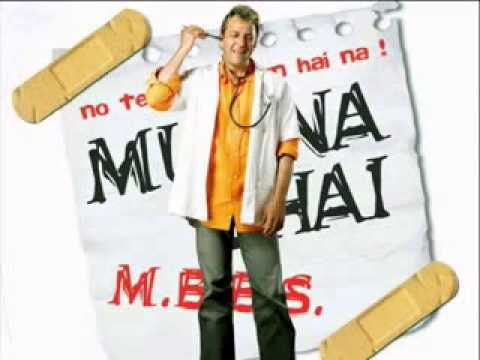 M Bole To   Munnabhai M B B S  2003   Full Song 240p