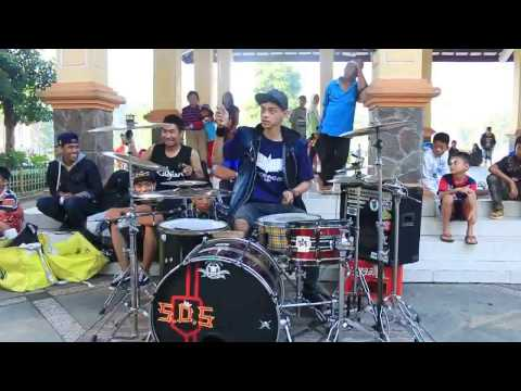 R Wiryawan - Pierce The Veil Drum Cover - King for a Day (feat Kellin Quinn)