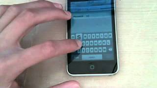 How To Hack In Someones WiFi With Your IPod Touch (NO
