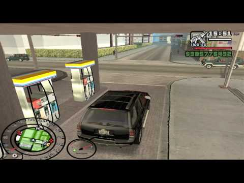 Loquendo - Un dia en Liberty City (GTA San Andreas)