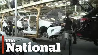 Toyota moving Corolla production to Mexico from Ontario