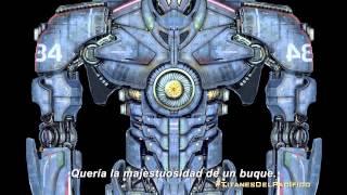 """TITANES DEL PACÍFICO Video """"Jaegers, Guerreros"""