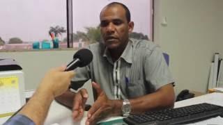 Direção do Sintero visita escolas - Transposição - Auxílio Transporte -