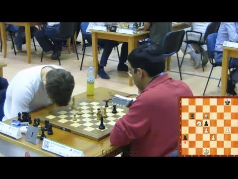 Carlsen's BIG Blunder (World Rapid Chess Championship 2014)