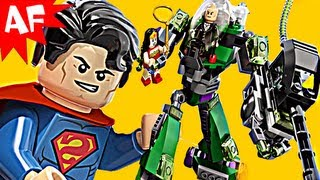SUPERMAN Vs Power Armour LEX LUTHOR 6862 Lego DC
