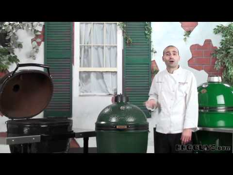 Big Green Egg® and Kamado Style Grills - An Introduction