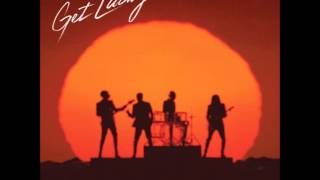 Get Lucky Daft Punk (OFFICIAL RADIO EDIT)