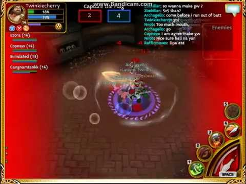 Arcane Legends | Gameplay | Twinkiecherry vs Latinos Twinks | 1 vs 1 | Part 2