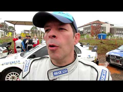 Juliano Sartori - Final Sábado - Rally de Erechim 2013