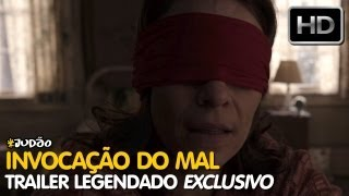 INVOCAÇÃO DO MAL The Conjuring Trailer LEGENDADO [HD
