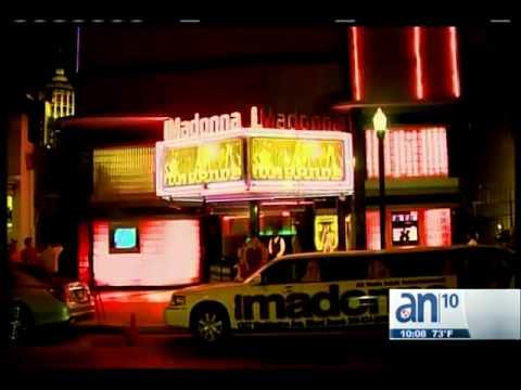 Reabren el Club Nudista Madonna en Miami Beach  - América TeVé