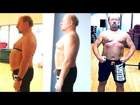 90 Days Transformation 61 Year Old Man