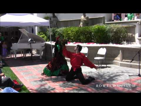 Traditional Russian Dance at the Bowers Museum