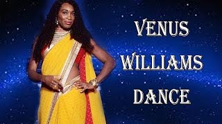 Tennis star Venus Williams dances to Deepika Padukone's song