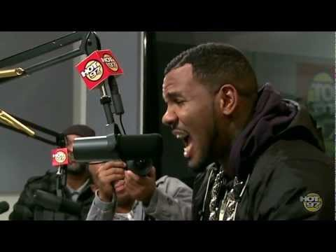 The Game gives full reenactment of the 40 glocc altercation and discuss' Shyne's response to GKMC