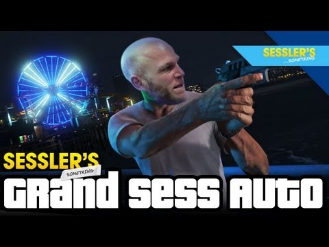 Why Are We Fascinated with Grand Theft Auto? Plus: The PS4's HDCP Woes - SESSLER'S ...SOMETHING