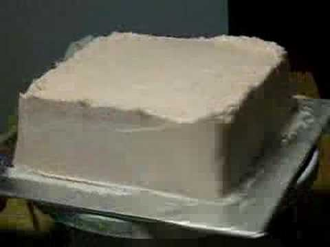Frost A Square Cake