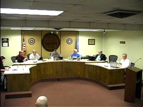 SUA and City Council Meeting 10 01 2013