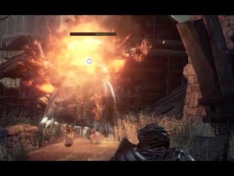 Flaming Bear Hug | Dark Souls 3 #5
