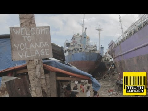 The Philippines and Typhoon Haiyan - Fact Hunt #17 - Truthloader