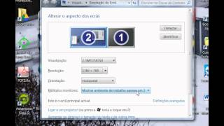 Como Alterar A Resolução De Tela (ecrã) Do Seu Windows