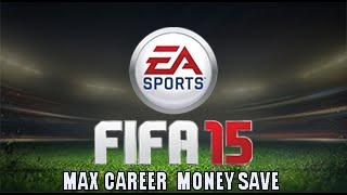 [PS3] FIFA 15 *MAX CAREER MONEY SAVE*