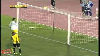 ملخص مباراة المغرب الفاسي 1-4 نهضة بركان