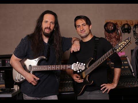 John Petrucci and Jake Bowen