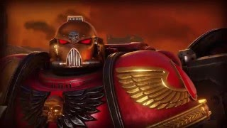Warhammer 40000: Eternal Crusade - In-Engine Cinematic Trailer