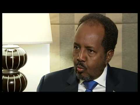 Somali president: 'Terrorists have no citizenship'