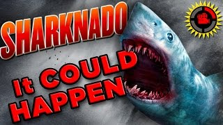 Film Theory: How to Make A REAL Sharknado!