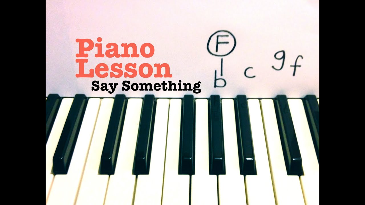 Easy Piano Sheet Music Let It Go