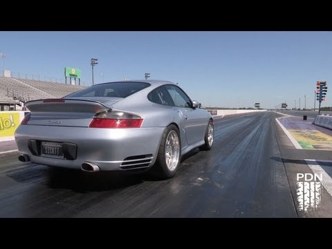 1000+HP Porsche running 151mph in the quarter mile
