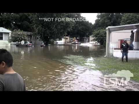 6/29/14 Memphis, TN; Area Flooding *Nick McElhaney HD*