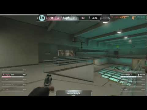 CS: Source $10,000 Grand Finals: Dynamic vs Zomblerz on de_nuke @ ESEA LAN 10 (PART 2/3)