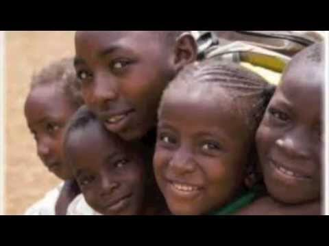 The Children In Haiti