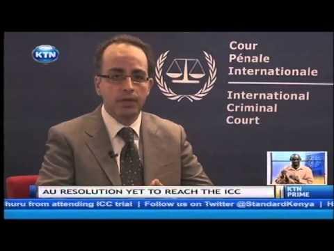 ICC expects Uhuru Kenyatta to attend trial